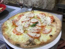 pizza primavera picture of gusto cagnes sur mer tripadvisor