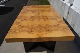 milo baughman dining table machine age new england s largest selection of mid 20th century