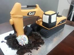 best 25 excavator cake ideas on pinterest construction party