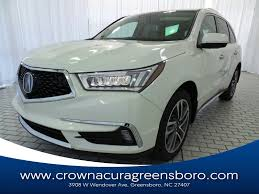 acura minivan crown acura of greensboro new car specials new car deals in