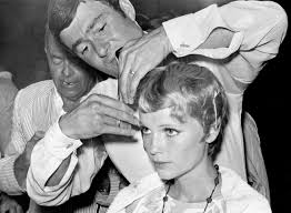vidal sassoon crushed