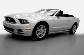 2014 Black Ford Mustang 2014 Used Ford Mustang 2dr Convertible V6 At Masano Auto Retailers