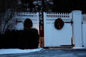clinton chappaqua firefighters douse small blaze in secret service structure at