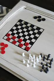 diy gift idea make your own board game from an upcycled cabinet