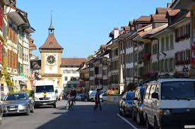 cute towns once upon a time there was a cute little town called murten