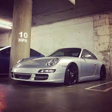 slammed porsche images tagged with bagged997 on instagram