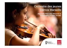 orchestre de chambre de marseille l orchestre des jeunes démos opéra de marseille