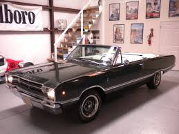 convertible dodge dart 1968 dodge dart gt convertible 69k restored and