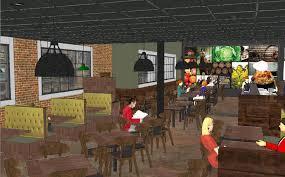 restaurant concept design kroger announces new restaurant concept kitchen 1883 my private