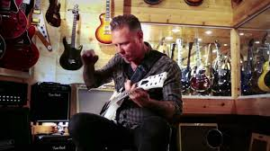 metallica u0027s hetfield at guitar center youtube
