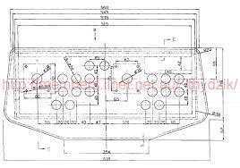 Tankstick Cabinet Plans X Arcade Tank Stick Blueprint Diagram