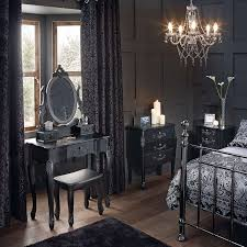 Black Bedroom Furniture Decorating Ideas Bedroom Compact Black Bedroom Furniture Travertine Decor Lamp