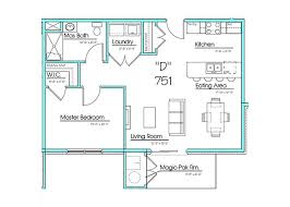 walk in closet floor plans one and two bedroom apartment homes lockwood villas