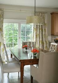 Drapes For Dining Room Pretty Sliding Glass Door Drapes For Your Precious Home U2013 Decohoms