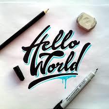 25 unique letter designs ideas on handwriting fonts