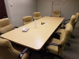 desks incorporated used conference tables denver colorado
