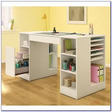 Small Craft Desk Small Craft Desk With Storage Page Home Design Ideas