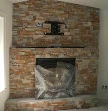 stacked stone corner fireplace cpmpublishingcom