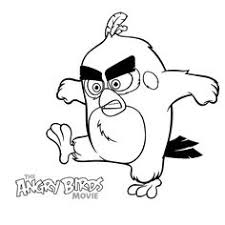 kids coloring pages angry birds parties play