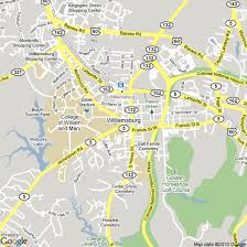 williamsburg map map of williamsburg virginia united states hotels accommodation