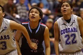 native american basketball team in wyoming have hoop dreams of