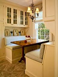 37 Enchanting Picture Hgtv French Country Dining Room Banquette