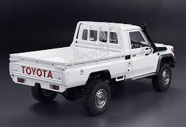toyota land cruiser 70 killerbody specializing in rc model bodies killerbody com