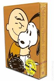 celebrating peanuts 60 years hc 2009 60th anniversary book comic