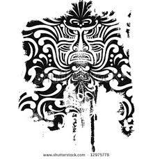 maori tattoo design idea tattoo stock vector 569265085 shutterstock