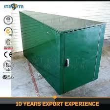 outdoor steel storage cabinets choose your metal storage solution outdoor steel storage sheds