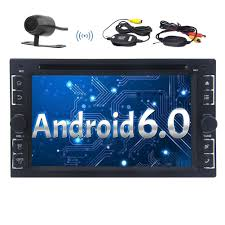 android in dash eincar car stereo android 6 0 system in dash