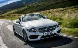 best mercedes coupe mercedes c class coupé review a truly class act