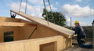 structural insulated panel technology kingspan great britain