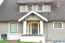a twofer how to paint brick and how to paint metal window trim
