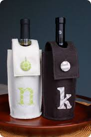 89 best wine bottle covers images on decorated bottles