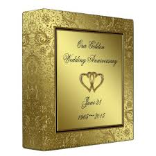 50th wedding anniversary photo album personalized 50th wedding anniversary photo album 3 ring binder