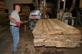 logs to flooring milling wood