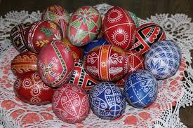 Easter Egg Decoration Unique Russian And Ukranian Easter Eggs Decoration Techniques And