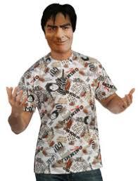 Arnold Schwarzenegger Halloween Costume Discount Charlie Sheen Halloween Masks Sale U2013 Charlie Sheen