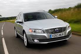 volvo v70 d5 se lux geartronic first drive