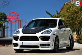 cayenne porsche for sale for sale porsche cayenne hamann guardian evo diesel at 175 000