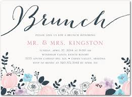 brunch invitations brunch wedding invitations we like design
