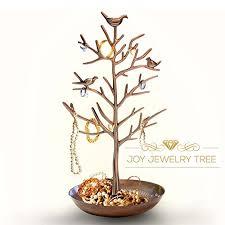 elegant tall u0026 large jewelry tree display stand extra durable