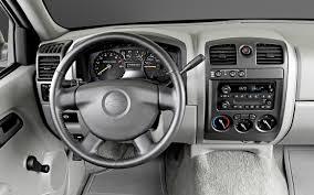 2008 Silverado Interior 2009 Chevrolet Colorado First Look Motor Trend