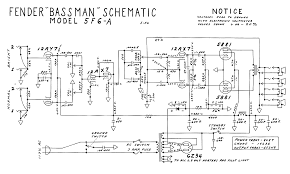fender amp schematics unusual guitar wiring diagram carlplant