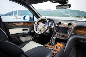 bentley interior 2016 interior design suv with best interior features decor modern on