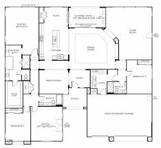 contemporary house plans single story house plan best of sle 3 bedroom house plans sle 3 bedroom