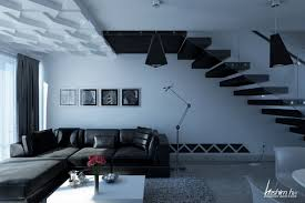 spacious modern living room interiors home decor and design
