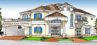 mediterranean house plans with courtyards luxury custom mediterranean villas unique house plans by
