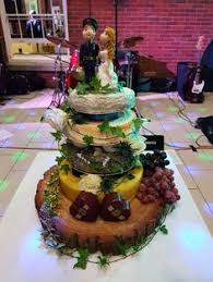 our pork pie and cheese celebration cake would make a stunning